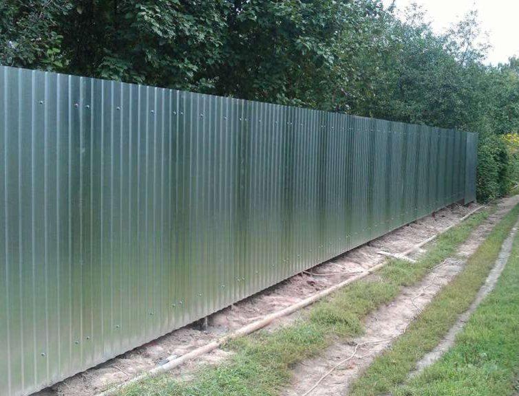 забор из профнастила горизонтальный фото натальи развелись, когда
