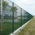 Светопропускаемый забор