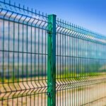 3D забор сварной
